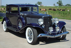 Welcome to sharp automotive upholstery for 1934 auburn 1250 salon cabriolet